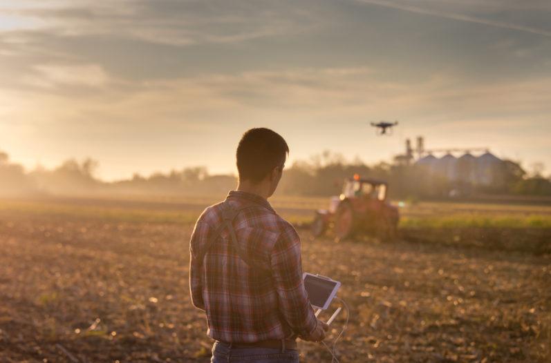 Como a tecnologia está transformando o agronegócio brasileiro